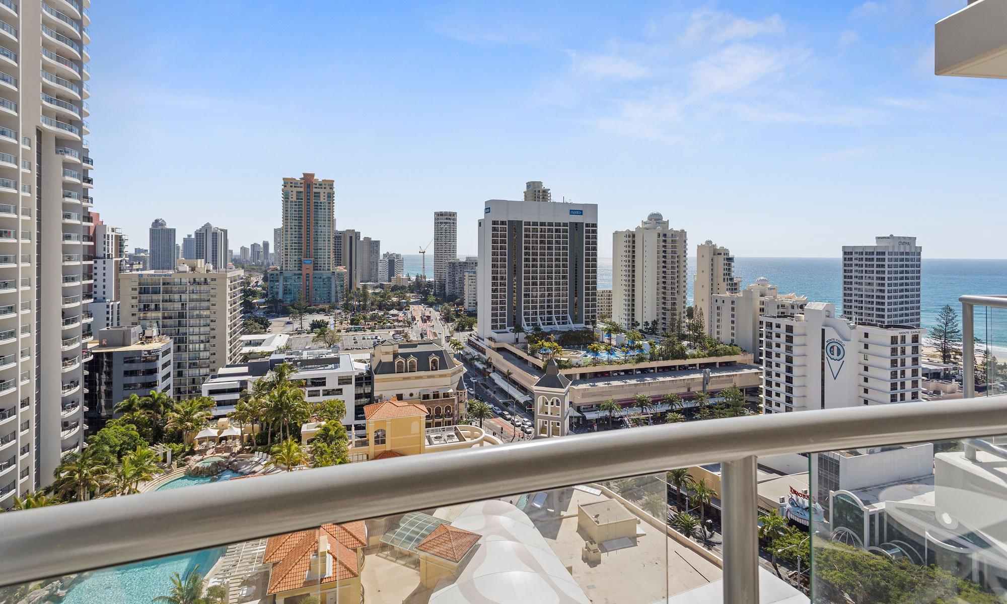 Gold Coast real estate for sale Chevron Renaissance 1171 views