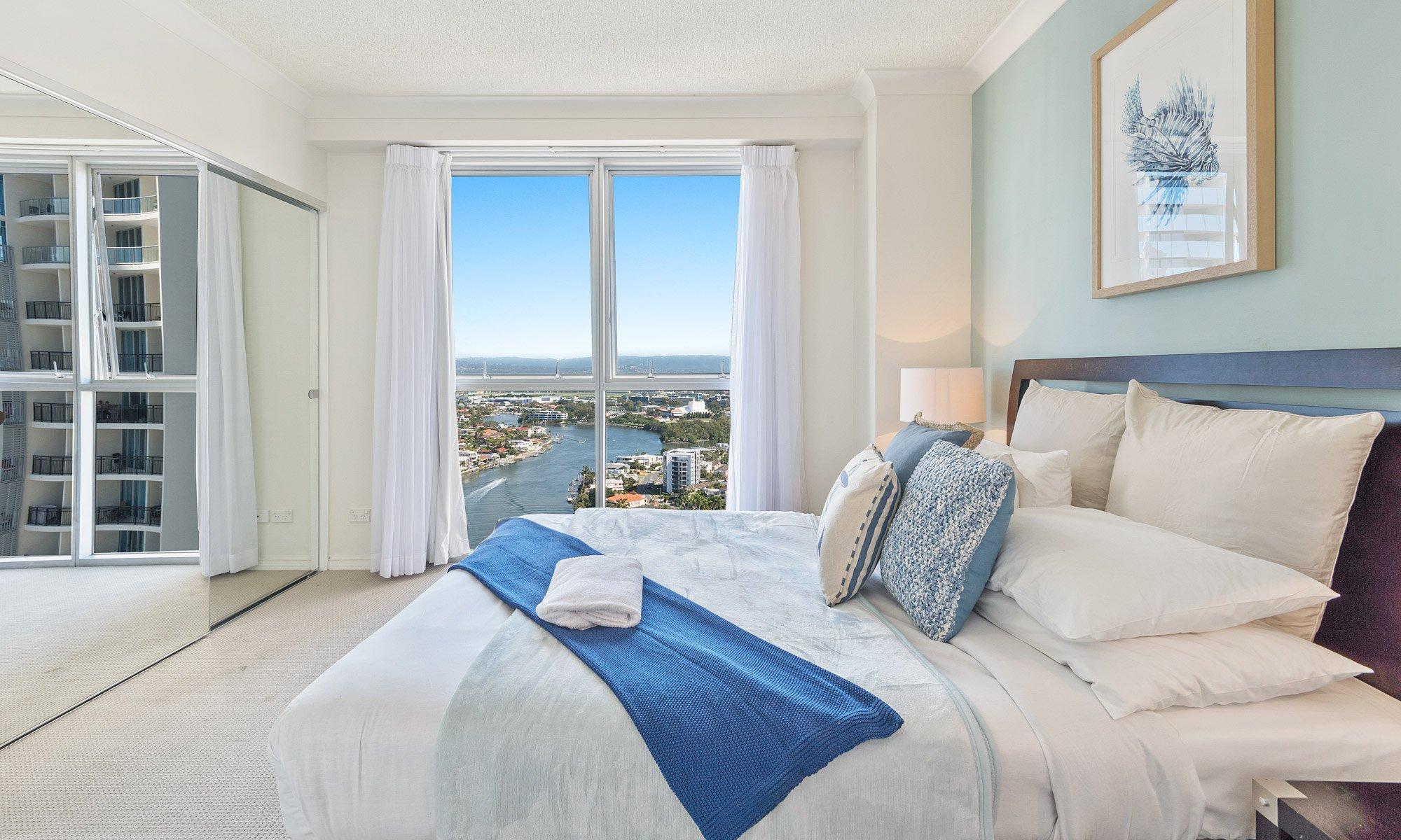 Gold Coast real estate for sale Chevron Renaissance 1264 river view