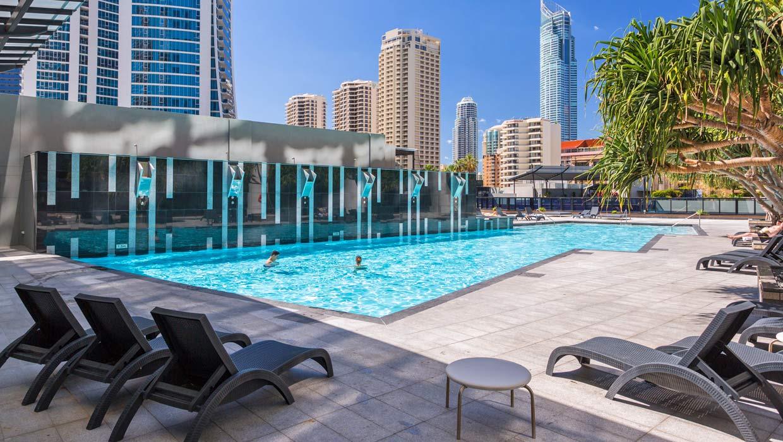 Circle on Cavill Resort Apartments - Gold Coast Real ...